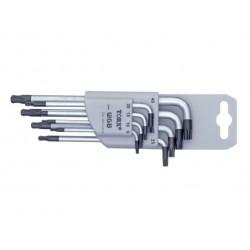 ZESTAW KLUCZY TORX T9-T40  /WGB/