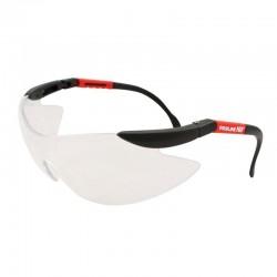 Okulary ochronne bezbarwne z regulacją