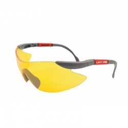 Okulary ochronne żółte z filtrem UV F1