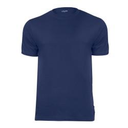 T-shirt koszulka GRANATOWA 100% bawełna