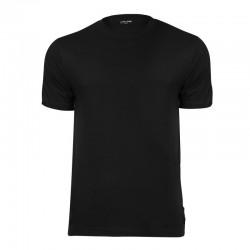 T-shirt koszulka CZARNA 100% bawełna