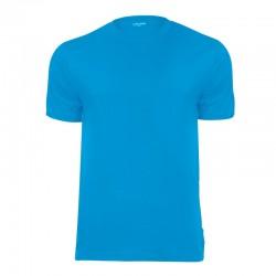 T-shirt koszulka NIEBIESKA 100% bawełna