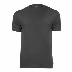 T-shirt koszulka CIEMNO SZARA 100% bawełna