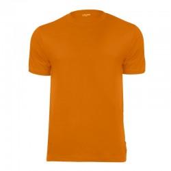 T-shirt koszulka POMARAŃCZOWY 100% bawełna