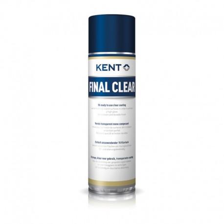 FINAL CLEAR LAKIER BEZBARWNY 450ml /KENT