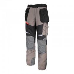 Spodnie robocze ochronne do pasa Slim Fit