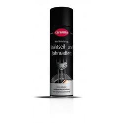 Smar grafitowy do lin stalowych i kół zębatych CARAMBA 500ml